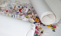 Plástico Moderno, Notícias - Plástico recuperado vira papel