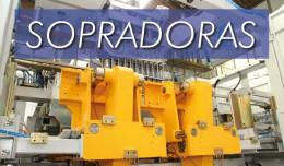 Plástico, Sopradoras - Fabricantes ampliam oferta de modelos de alto valor agregado