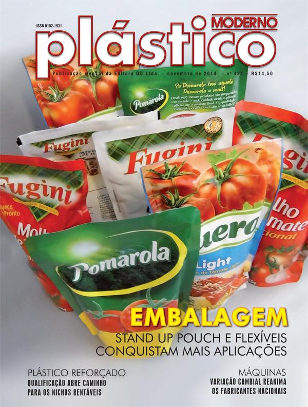 Revista Plástico Moderno n° 481