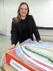 Plástico Moderno - Erika Bernardino Aprá, presidente da Almaco (Associação Latino-Americana de Materiais Compósitos)