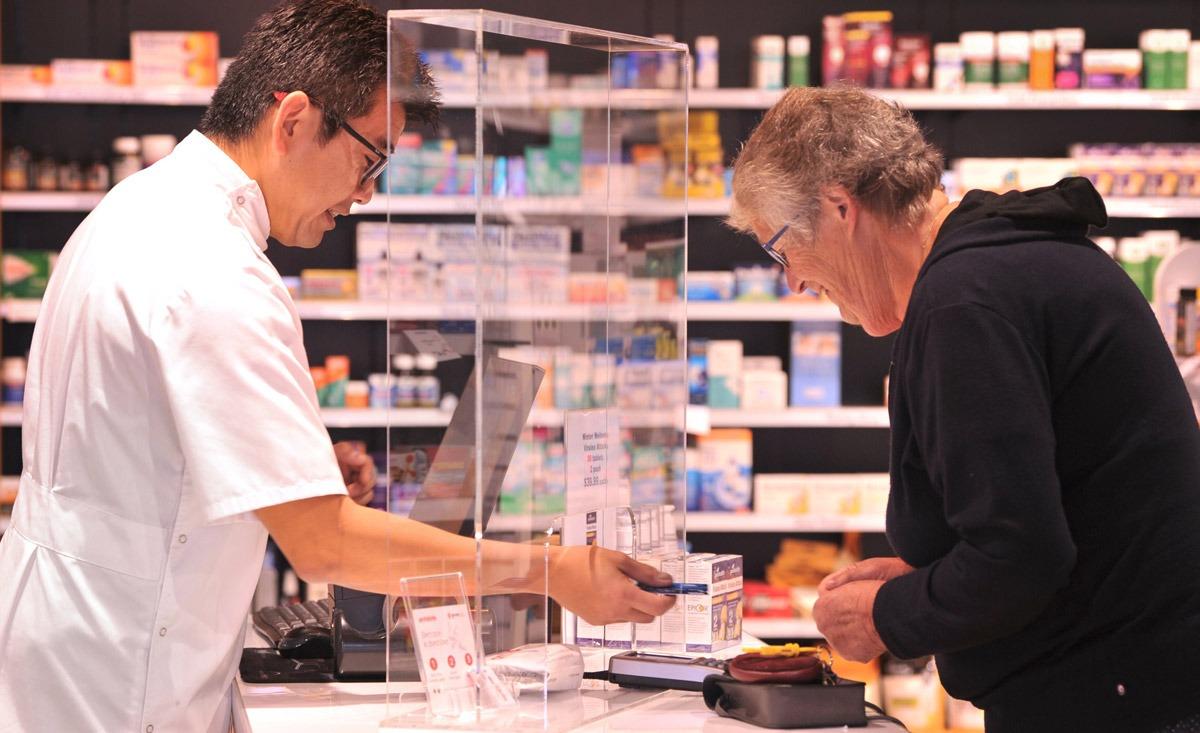 Plástico Moderno - Barreiras físicas no comércio devem permanecer após pandemia ©QD Foto: Divulgação